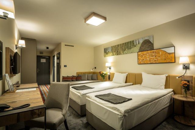 Rila Hotel - double/twin room luxury