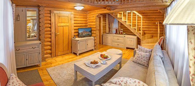 Hotel Yastrebets Wellness & Spa - finnish chalets